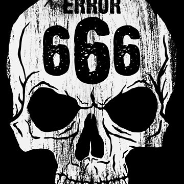 Error 666 by drizzd
