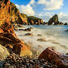 Crohy Head Sea Arch by Adrian McGlynn