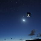 Moon in Scorpio by Alex Cherney