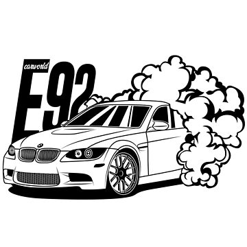 E92 Best Shirt Design by CarWorld