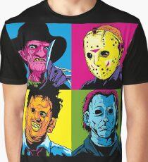 POP HORROR Graphic T-Shirt