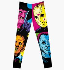 POP HORROR Leggings