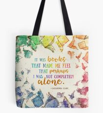 It was books Tote Bag