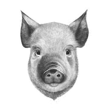 Pig boy by kodamorkovkart