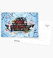 Lila Bard Postcards