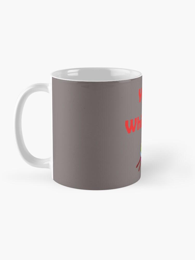 Alternate view of Yarn whisperer Mug
