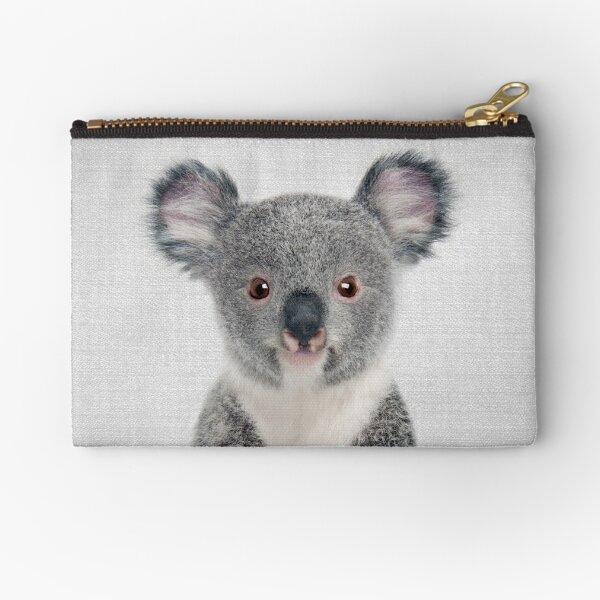 Baby Koala - Colorful Zipper Pouch