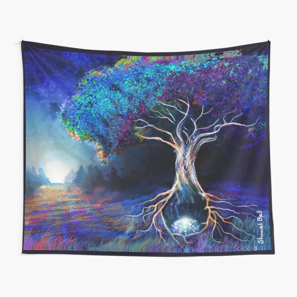 Tree Of Life - Tapestry Tapestry