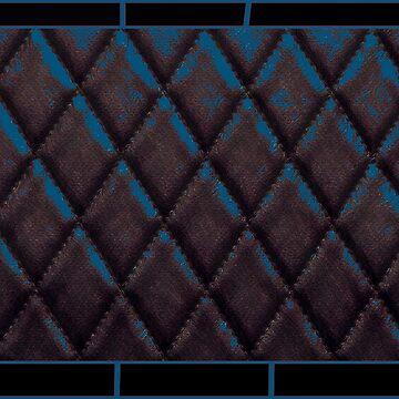 Ediemagic Blue Leatherette by Ediemagic