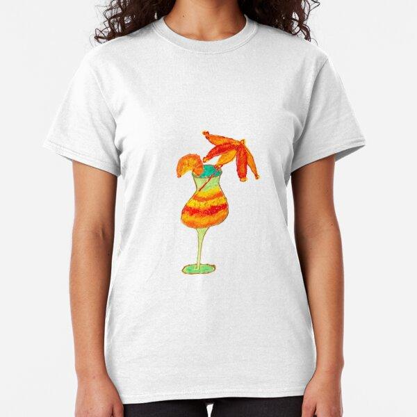 Wineglass Classic T-Shirt