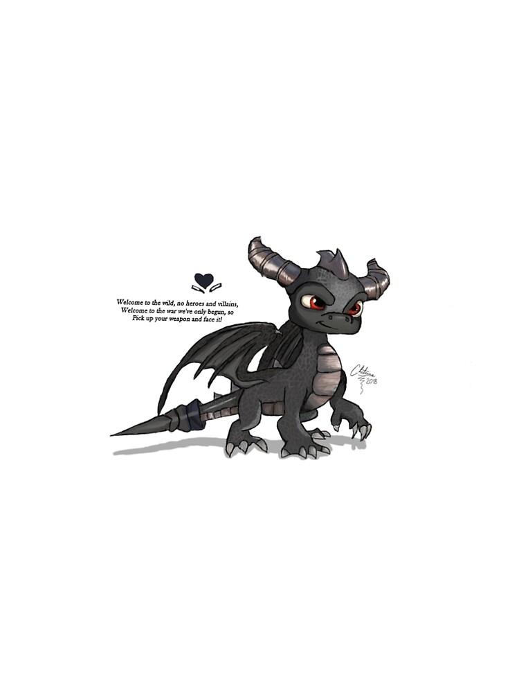 Dunkler Spyro von Chiterra