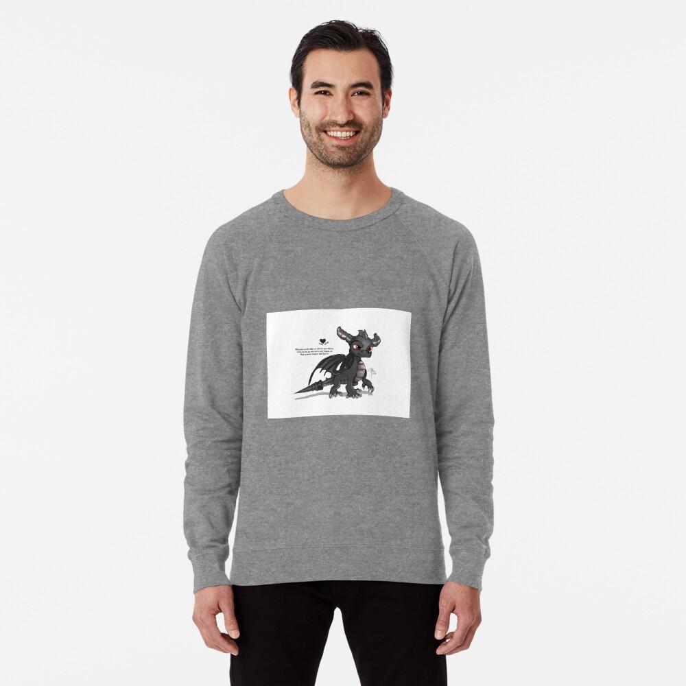 Dunkler Spyro Leichter Pullover