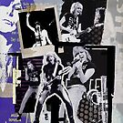 Pretenders collage by Adarve  Photocollage