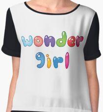 Blusa WONDER GIRL