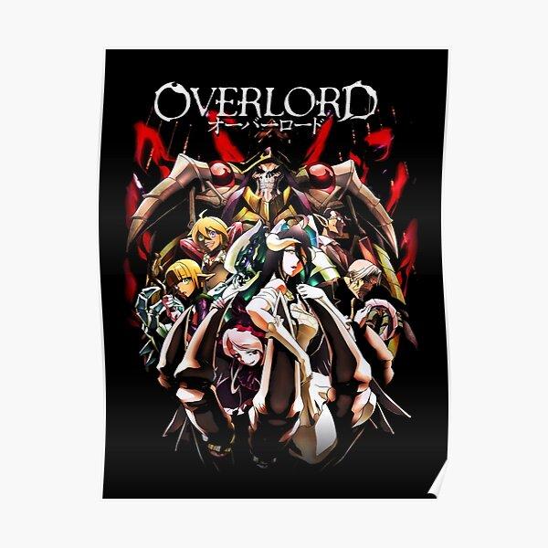 overlord novel kugane Poster