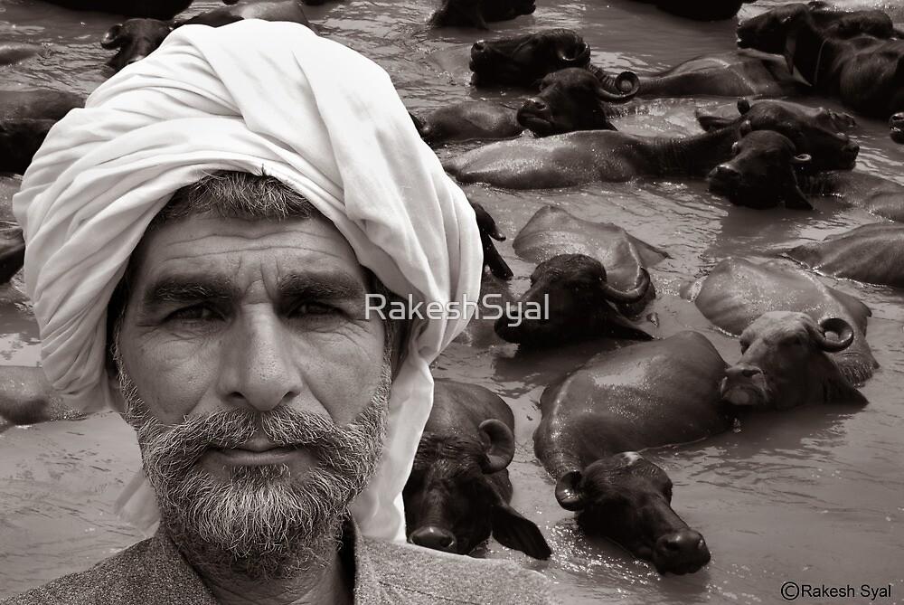 WAJID KHAN GUJJAR by RakeshSyal