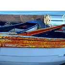 Boat Repairs - Filey, Yorkshire by mcworldent