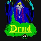 Gaming [ZX Spectrum] - Druid by ccorkin
