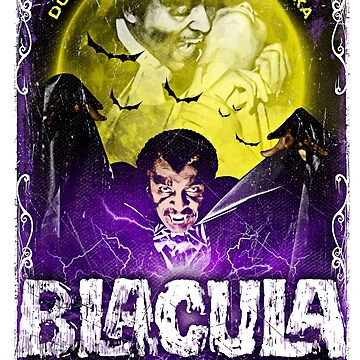 Blacula  by unclegertrude