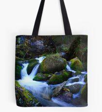 Langra Falls Tote Bag