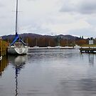 Lake Windermere, Cumbria In Autumn by mcworldent