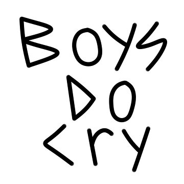 boys do cry by Jonysquad