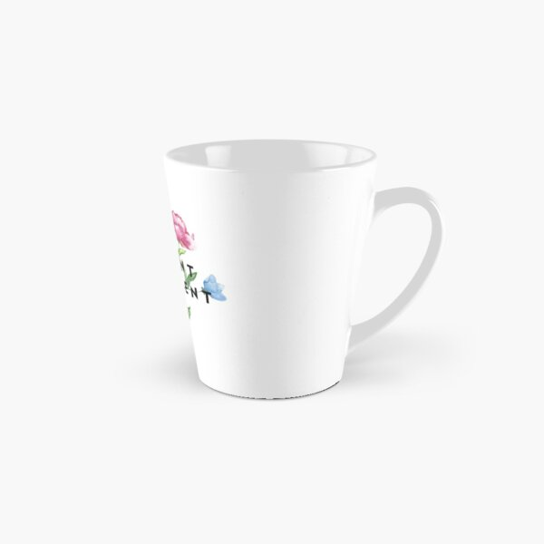 Consent or Dissent Sprig Tall Mug