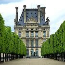 Aspects Of Paris by mcworldent