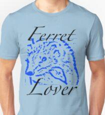 Ferret Lover Unisex T-Shirt