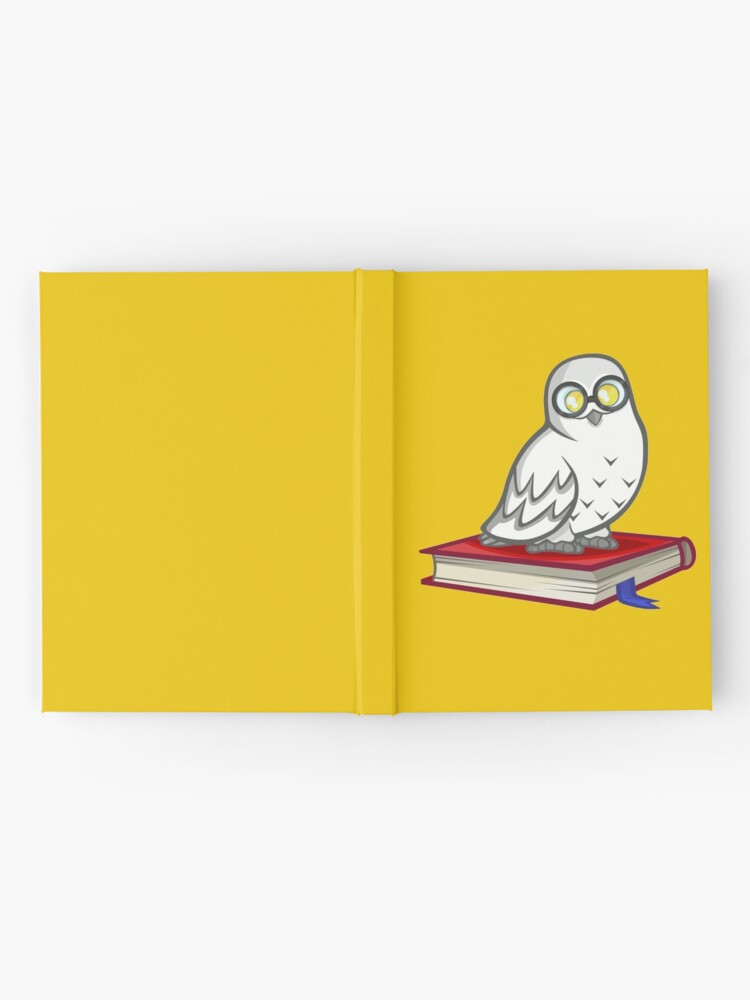 Alternate view of Owl Hardcover Journal