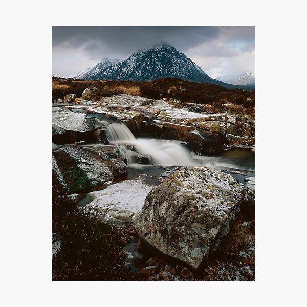 Rannoch Moor - The Buch.. Photographic Print