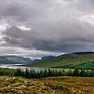 Loch Loyne, Isle of Skye by Colin Metcalf