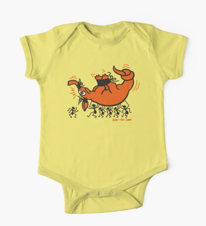 Aardvark in Trouble Kids Clothes