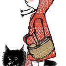 Red Riding Hood by Sally Barnett