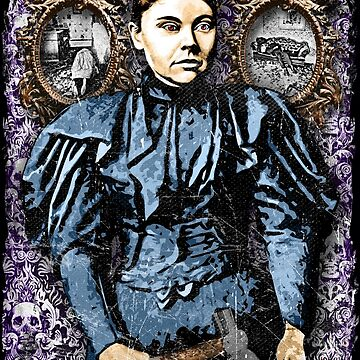 What would Lizzie Borden do? by unclegertrude