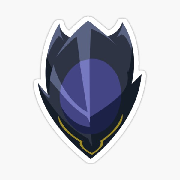Casque Code Geass Sticker