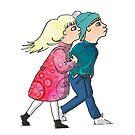 Hansel and Gretel by Sally Barnett