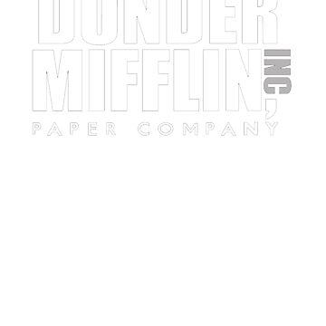 Dunder Mifflin by hood112