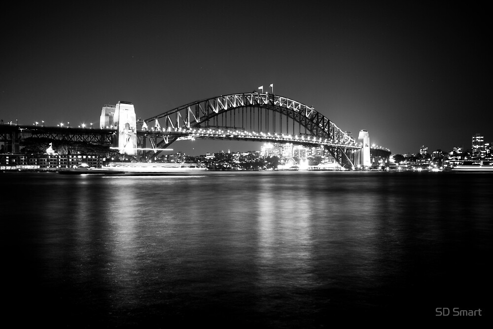 Sydney Harbour Bridge by SD Smart
