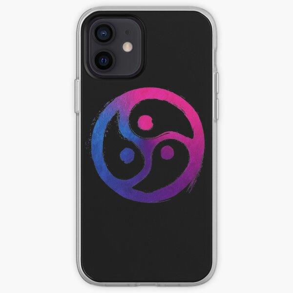 BDSM Triskelion Bisexual Pride iPhone Soft Case