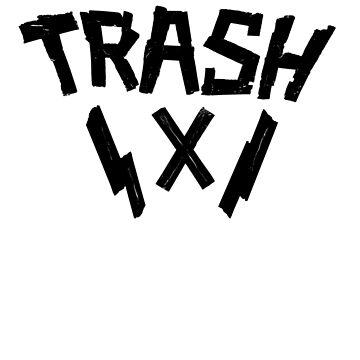 Trash by adriangemmel