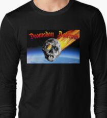 Doomsday Asteroid Long Sleeve T-Shirt