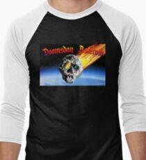 Doomsday Asteroid Men's Baseball ¾ T-Shirt