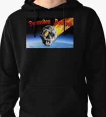 Doomsday Asteroid Pullover Hoodie