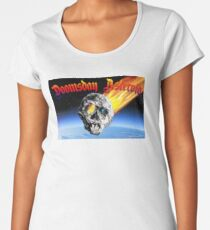 Doomsday Asteroid Women's Premium T-Shirt