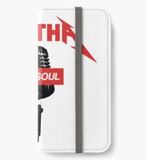 aretha iPhone Wallet/Case/Skin
