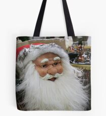 COMING TO TOWN Tote Bag