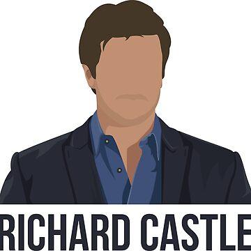 Richard Castle by Beth-Moore10