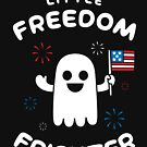 Little Freedom Frighter by Dumb Shirts