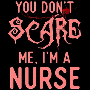 Nurse Shirts Halloween Costume Nursing Joke Gag Gifts. by Bronby